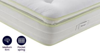 Comfort Breathe P2400 Mattress Double (4 ft 6) Mattress