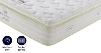 Comfort Breathe P3000 Mattress Super King Size (6 ft) Mattress