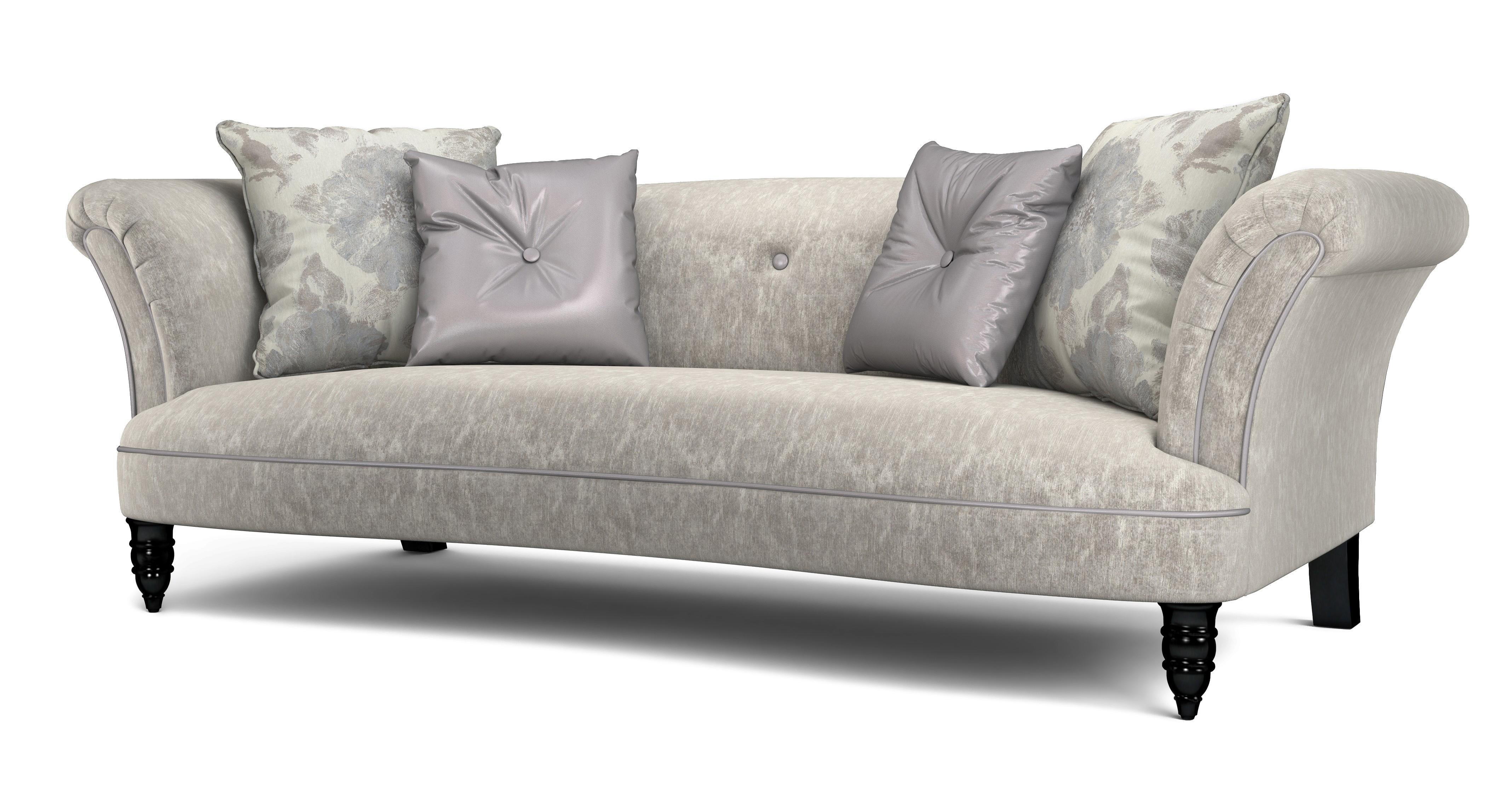 Concerto 4 Seater Sofa Concerto Dfs