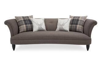 4 Seater Sofa (Alternative Fabric) Moray