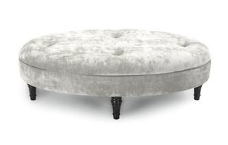 Oval Footstool Concerto