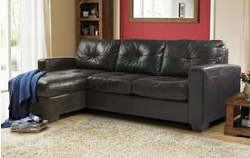 Corner Sofa Beds In Both Leather Amp Fabric Dfs