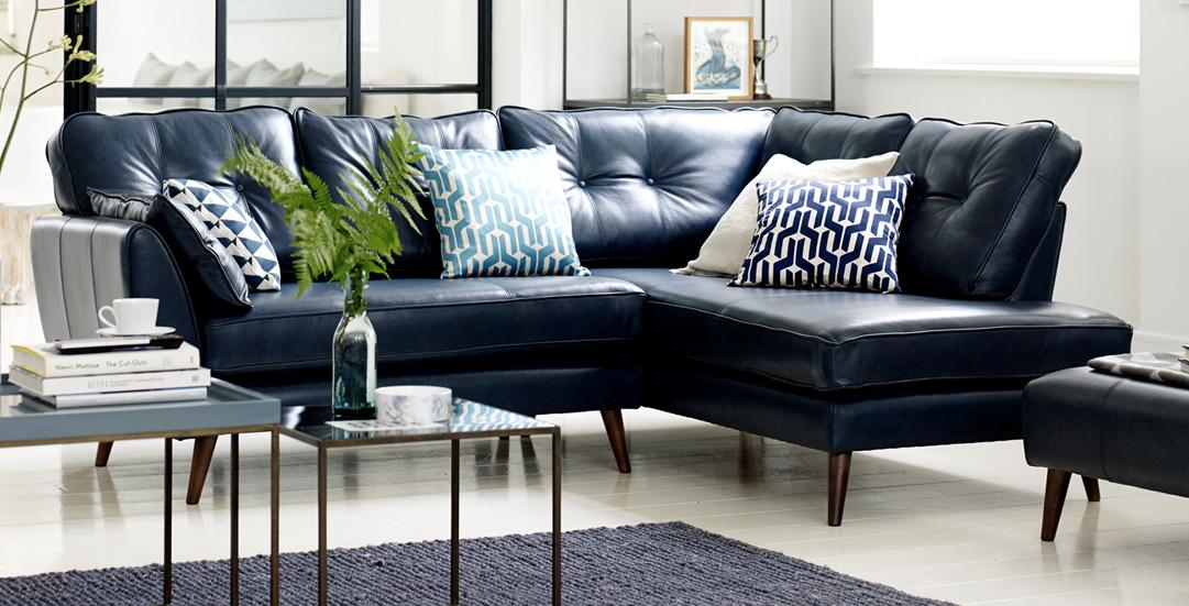 exclusive corner sofa brands from DFS