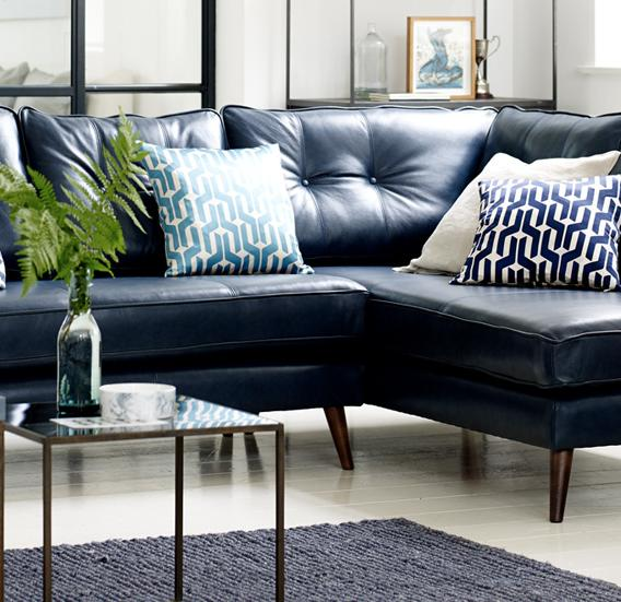 Exclusive Brand Corner Sofas at DFS