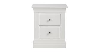 Countess 2 Drawer Bedside Chest
