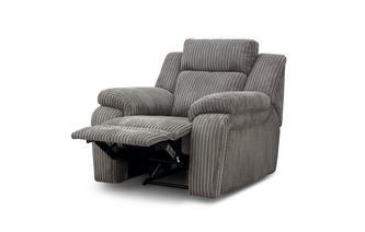 Rib Manual Recliner Chair