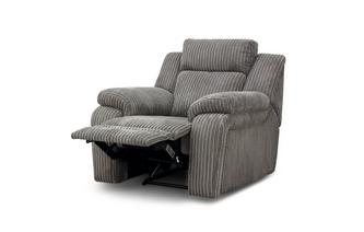 Rib Power Recliner Chair