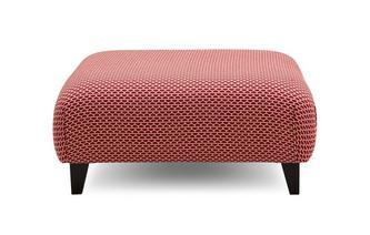Pattern Large Footstool