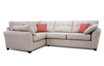 Right Hand Facing 3 Seater Corner Sofa
