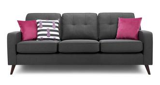 Cubana 4 Seater Sofa Removable Arm