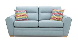 Cubix 3 Seater Sofa Removable Arm