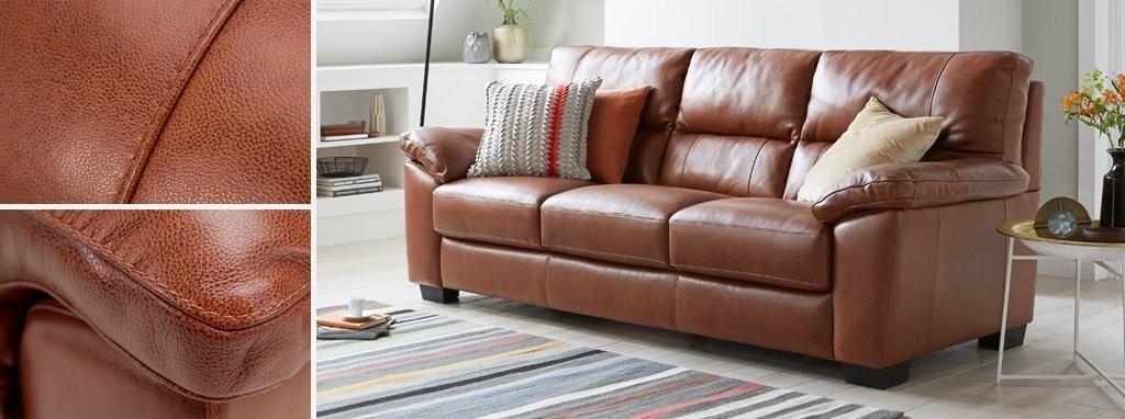 Dalmore: 3 Seater Sofa