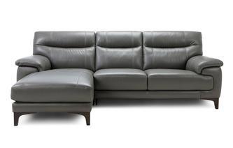 Left Hand Facing Chaise End Sofa Premium