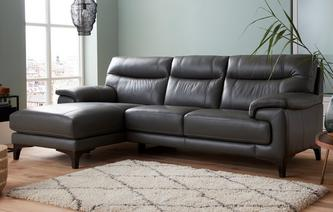 Danbury Left Hand Facing Chaise End Sofa Premium