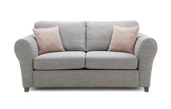 Formal Back Large 2 Seater Sofa Bed