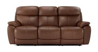 Daytona 3 Seater Manual Recliner