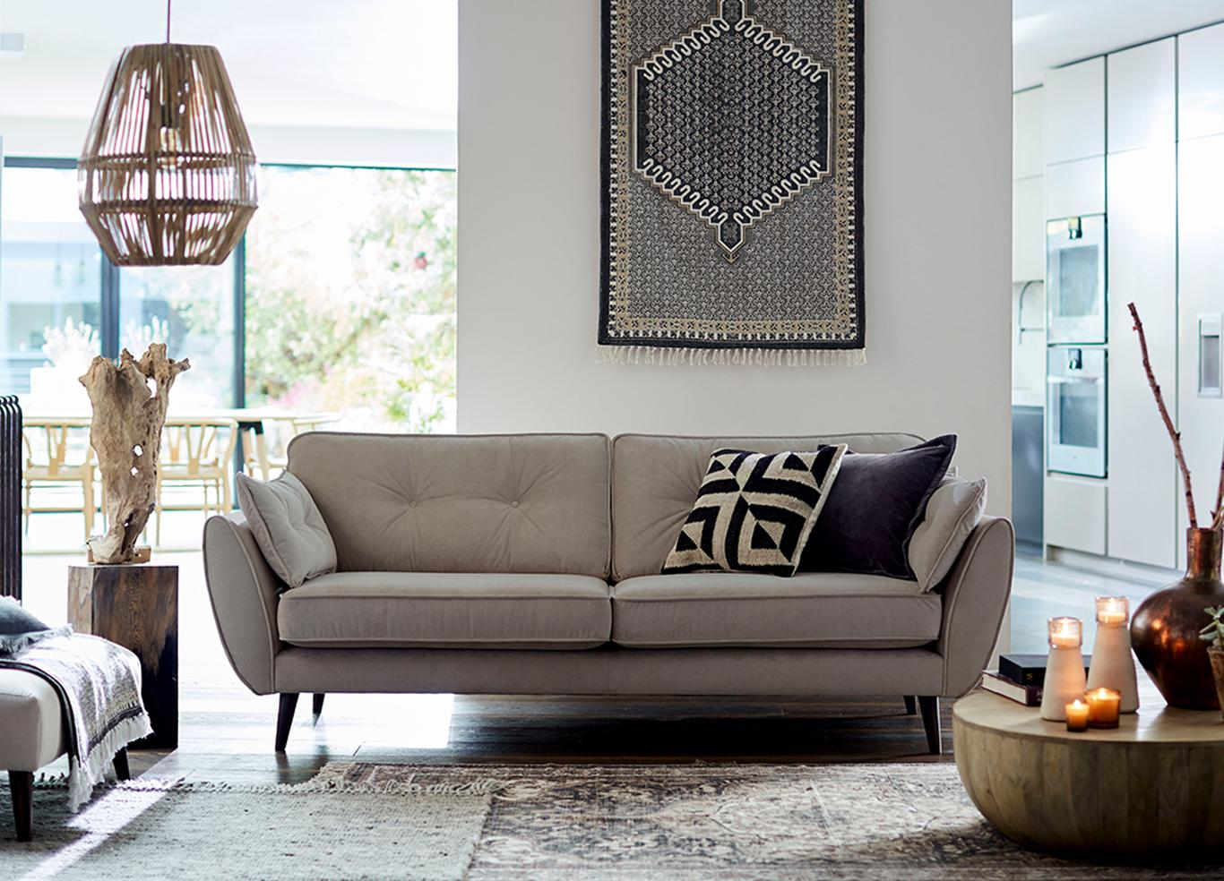 Live in Colour With DFS and Dulux