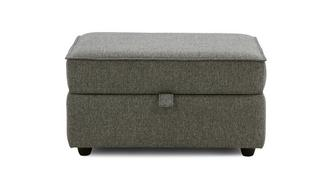 Demie Large Storage Footstool
