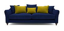 Shop Blue Sofas