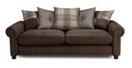 Shop Brown Sofas