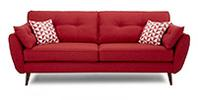 Shop Red & Purple Sofas