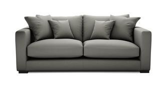 Dillon Soft Plain Medium Sofa