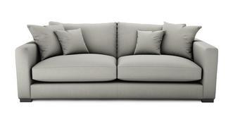 Dillon Soft Plain Large Sofa