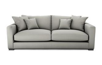 Soft Plain Large Sofa Dillon Soft Plain