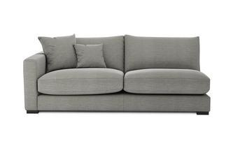 Smart Weave Left Hand Facing Large Sofa Unit Dillon Smart Weave