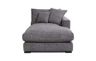 Right Hand Facing Chaise Lounger Unit Dillon