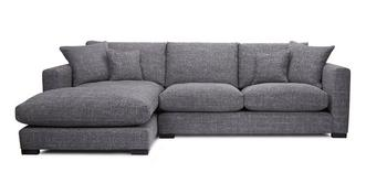 Dillon Left Hand Facing Small Chaise End Sofa