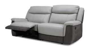 Dinsdale 3 Seater Manual Recliner