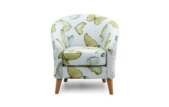 Pattern Accent Chair Dion