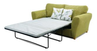 Dion Formal Back 2 Seater Sofa Bed