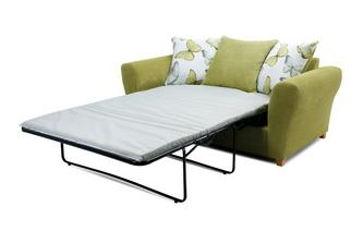 Pillow Back 2 Seater Sofa Bed Dion