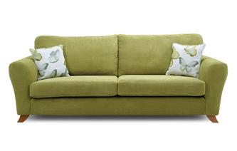Formal Back 4 Seater Sofa Dion
