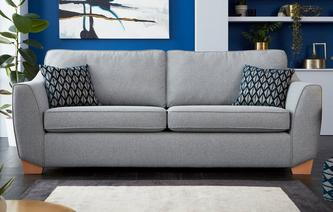 Dominique 4 Seater Sofa Benita