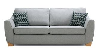 Dominique 4 Seater Sofa Removable Arm