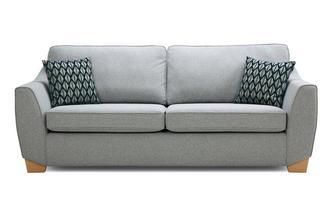 4 Seater Sofa Removable Arm Benita