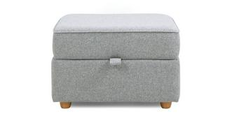 Dominique Storage Footstool