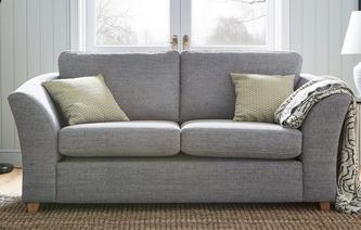 Dovedale Formal Back Large 2 Seater Deluxe Sofa Bed Burlington