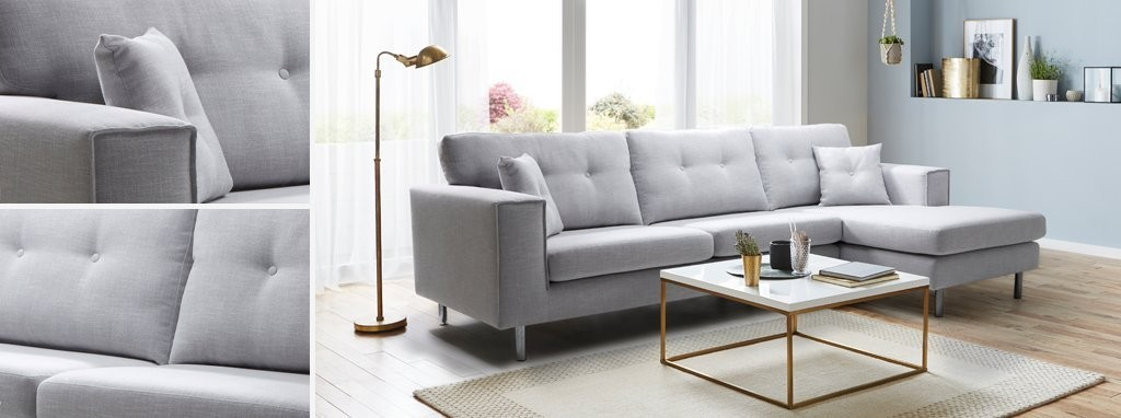 Dragon 3 Seater Sofa Blush Dfs Spain