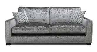 Dynasty Formal Back 4 Seater Sofa