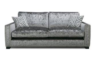Formal Back 4 Seater Sofa Dynasty