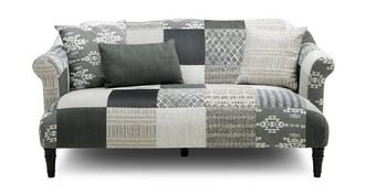 Earle Patch 2 Seater Sofa