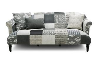 Patch 3 Seater Sofa Earle Patch