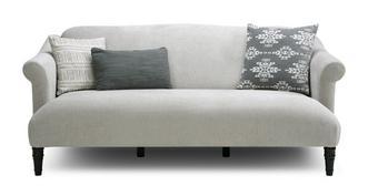Earle Plain 3 Seater Sofa
