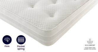 Eco 4ft 6 Double Pocket 1000 Mattress