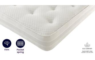 4ft 6 Double Pocket 1200 Mattress Silentnight Mattress