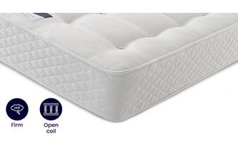 Eco 4ft 6 Double Ortho Mattress Silent Night Mattress